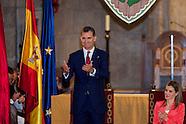 060414 Spanish Royals Visit Navarra