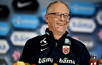 Fotball , 14. mars 2017 ,  pressekonferanse , uttak til Nord-Irland vs Norge<br /> Lars Lagerback <br /> Lars Lagerbäck , Norway