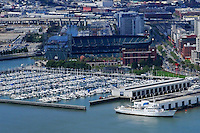 AT&T Park & South Beach Harbor, San Francisco