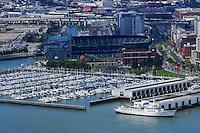 AT&T Park & South Beach Harbor, San Francisco