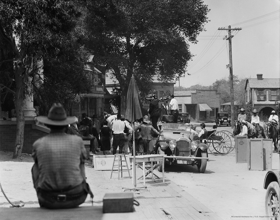 Universal City, Los Angeles, California, USA, 1926