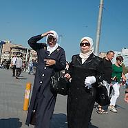 TRS123A Muslim woman