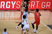 KORKMAZ <br /> Nazionale Italiana Maschile Senior - 2019 Torneo dell'Acropoli<br /> Italia Italy Turchia Turkey<br /> FIP 2019<br /> Atene, 18/08/2019<br /> Foto GiulioCiamillo/Ciamillo