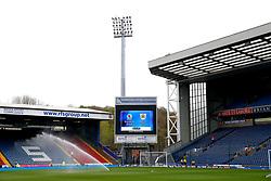 A general view of Ewood Park - Mandatory by-line: Matt McNulty/JMP - 17/04/2017 - FOOTBALL - Ewood Park - Blackburn, England - Blackburn Rovers v Bristol City - Sky Bet Championship