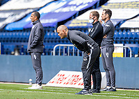 Preston North End's manager Alex Neil takes a closer look<br /> <br /> Photographer Andrew Kearns/CameraSport<br /> <br /> The EFL Sky Bet Championship - Preston North End v Nottingham Forest - Saturday 11th July 2020 - Deepdale Stadium - Preston <br /> <br /> World Copyright © 2020 CameraSport. All rights reserved. 43 Linden Ave. Countesthorpe. Leicester. England. LE8 5PG - Tel: +44 (0) 116 277 4147 - admin@camerasport.com - www.camerasport.com