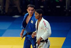 18-03-2006 JUDO: DUTCH OPEN: ROTTERDAM<br /> Dex Elmont verslaat in de finale -66 kg de portugees Pedro Dias en pakt het goud<br /> Copyrights: WWW.FOTOHOOGENDOORN.NL