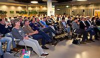 DEN HAAG - KNHB Technisch Kader Congres ' Coach the game' bij EY in Den Haag. FOTO KOEN SUYK