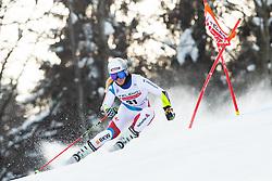 Corinne Suter (SUI) during the Ladies' Giant Slalom at 57th Golden Fox event at Audi FIS Ski World Cup 2020/21, on January 17, 2021 in Podkoren, Kranjska Gora, Slovenia. Photo by Vid Ponikvar / Sportida