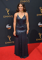 America Ferrera bei der Verleihung der 68. Primetime Emmy Awards in Los Angeles / 180916<br /> <br /> *** 68th Primetime Emmy Awards in Los Angeles, California on September 18th, 2016***