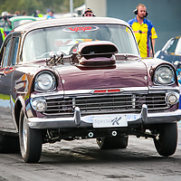 2012 ANZAC Day Holden vs Ford Drags