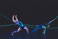 """Cathy Marston's """"Asyla"""" for the Linbury at the Royal Opera House"""