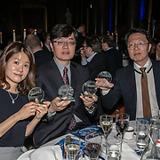 KT 5G winner four awards at the 5G Awards ceremony at Drapers' Hall, on 12 June 2019, London, UK.