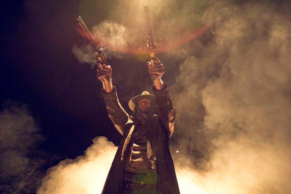 Graham McTavish as The Saint of Killers in Preacher, Season 2, Episode 2 - Photo Credit: Skip Bolen/AMC/Sony Pictures Television