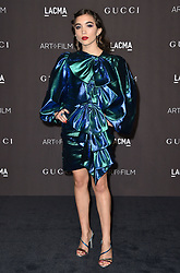 Rowan Blanchard attends the 2018 LACMA Art + Film Gala at LACMA on November 3, 2018 in Los Angeles, CA, USA. Photo by Lionel Hahn/ABACAPRESS.COM