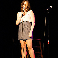 Maria Heinegg as Amy Schumer  - Schtick or Treat 2013 - Littlefield, Brooklyn - October 27, 2013