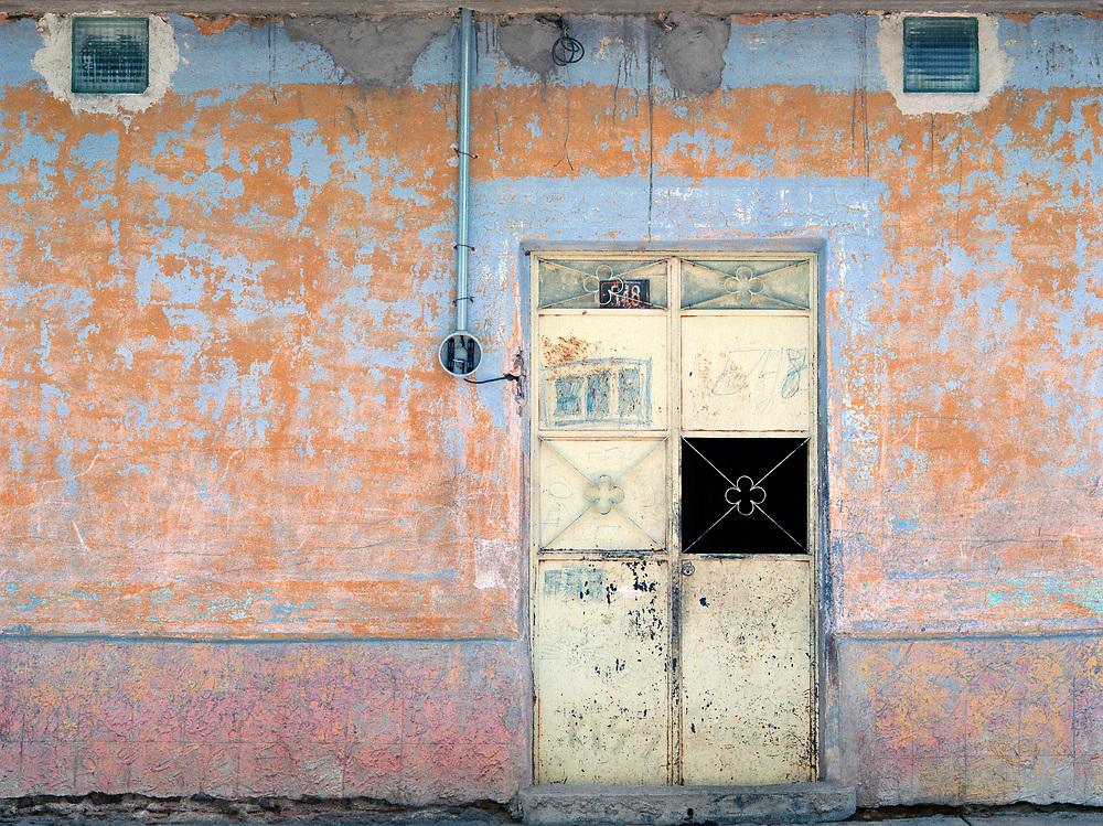 Crayola Door