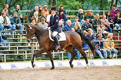 , Warendorf - Bundeschampionate 01. - 06.09.1998, Lady Liberty 13 - Müller, Kerstin搮