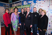 21/1/16  US Ambassador Kevin O'Malley at the stand at the Holiday World Show in the RDS in Dublin. Picture: Arthur Carron