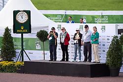 Victoria Ford, (RSA), Almar B - Team Competition Grade IV Para Dressage - Alltech FEI World Equestrian Games™ 2014 - Normandy, France.<br /> © Hippo Foto Team - Jon Stroud <br /> 25/06/14