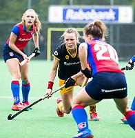 BILTHOVEN  - Hockey -  1e wedstrijd Play Offs dames. SCHC-Den Bosch (0-1).  Ireen van den Assem (Den Bosch).     COPYRIGHT KOEN SUYK