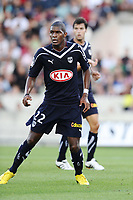 FOOTBALL - FRENCH CHAMPIONSHIP 2010/2011 - L1 - GIRONDINS DE BORDEAUX v TOULOUSE FC - 15/08/2010 - PHOTO GUY JEFFROY / DPPI - ANTHONY MODESTE (BOR)