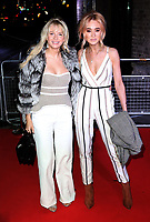 Lottie Moss, Nicola Hughes, The Naked Heart Foundation's Fabulous Fund Fair, The Roundhouse, London UK, 20 February 2018, Photo by Richard Goldschmidt