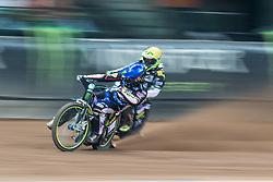 May 12, 2018 - Warsaw, Poland - Chris Holder (AUS) during 1st round of Speedway World Championships Grand Prix Poland in Warsaw, Poland, on 12 May 2018. (Credit Image: © Foto Olimpik/NurPhoto via ZUMA Press)