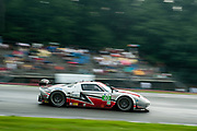 August 4-6, 2011. American Le Mans Series, Mid Ohio. 40 Robertson Racing, Andrea Robertson, Melanie Snow, Ford GT-R Mk.VII