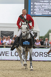 Demeersman Dirk (BEL) - Cicero Z Van Paemel<br /> BMW Grand Prix - CSI 3* Aalst 2012<br /> © Hippo Foto - Counet Julien