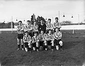 1960 - League of Ireland: Limerick v Transport