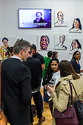 Myuran Sukumaran - launch of a new exhibition of work created during his 10 years on death row. The Australian artist is set to be executed in Indonesia next month. Organised by his cousin Niranjela Karunatilake, the showcase has been put on to draw attention to his case, and to mark Sukumaran's 34th birthday on Friday April 17. Human Rights Action Centre, London.