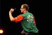 Darts: Betfair Team World Cup 2013, Hamburg, 03.02.2013<br /> Mark Webster (WAL)<br /> © Torsten Helmke