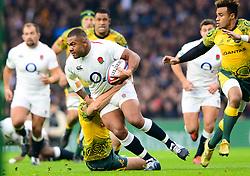 Kyle Sinckler of England - Mandatory by-line: Dougie Allward/JMP - 24/11/2018 - RUGBY - Twickenham Stadium - London, England - England v Australia - Quilter Internationals