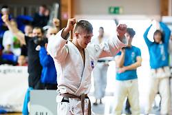 Nik Purnat during Judo National Championships 2021 in Balon Hall, Nova Gorica, 20 March 2021, Slovenia. Photo by Grega Valancic / Sportida