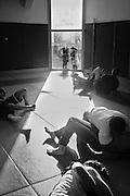 Entrainement au grappling, technique du Combat libre, Paris
