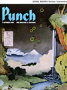 Punch cover 7 October 1964