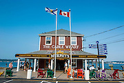 Halifax Waterfront , Halifax, Nova Scotia, Canada