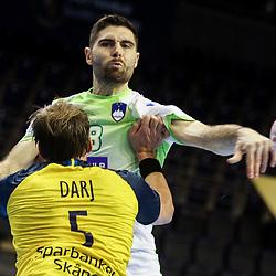 20210314 GER, Handball - IHF Men's Tokyo Olympic Qualification 2021, Sweden vs Slovenia