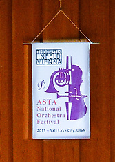 ASTA 2015 National Orchestra Festival