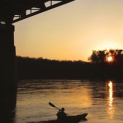 Potomac River Near Point of Rocks