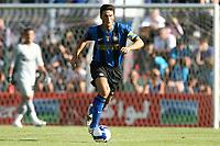 DB Brunico (Bz) 24/07/2008 - amichevole / Inter-AL Hilal / foto Daniele Buffa/Sport Image<br /> nella foto: Zanetti