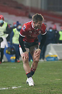 PORTRAIT Gloucester Rugbys Henry Trinder  during the Gallagher Premiership Rugby match between Gloucester Rugby and Bristol Rugby at the Kingsholm Stadium, Gloucester, United Kingdom on 12 February 2021.
