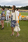 LOUISE ROE, 2008 Veuve Clicquot Gold Cup Polo final at Cowdray Park. Midhurst. 20 July 2008 *** Local Caption *** -DO NOT ARCHIVE-© Copyright Photograph by Dafydd Jones. 248 Clapham Rd. London SW9 0PZ. Tel 0207 820 0771. www.dafjones.com.