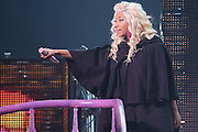 Photos of Nicki Minaj performing on the Pink Friday Tour at the Peabody Opera House on July 31, 2012.