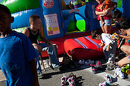 Little Balkans Days in Pittsburg, Kansas features a children's carnival, Sep. 4, 2010.