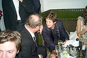 Harvey Weinstein , Weinstein Bafta after-party in association with Chopard. Bungalow 8. London. 10  February 2008.  *** Local Caption *** -DO NOT ARCHIVE-© Copyright Photograph by Dafydd Jones. 248 Clapham Rd. London SW9 0PZ. Tel 0207 820 0771. www.dafjones.com.