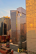 11 Times Square Building & New York Times Building, 8th avenue, Midtown Manhattan, New York City, New York