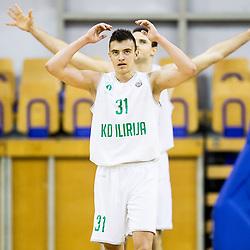 20171217: SLO, Basketball - Liga Nova KBM 2017/18, KK Ilirija vs KK Petrol Olimpija