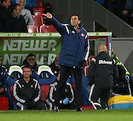 Sunderland's Gus Poyet in action<br /> <br /> - Barclays Premier League - Crystal Palace vs Sunderland- Selhurst Park - London - England - 3rd November 2014  - Picture David Klein/Sportimage