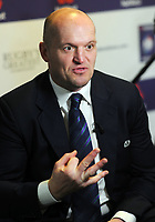 Rugby Union - 2018 Natwest Six Nations Launch Press Conference - Syon Park Hilton<br /> <br /> Scotland coach Gregor Townsend.<br /> <br /> COLORSPORT/ANDREW COWIE